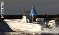 See our website (www.bayviewyachtharbour.com) for full details. Seeking Perfection? Well, it's finally here! At least what we think is perfection and it's from Pioneer boats. The new 180 Center Console SU is designed around today's fuel efficient