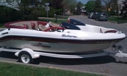 2001 Seadoo challengerv 6 mercury215 hpinterior perfectno rips or tearslifejacketscover trailercomplete overhaul on the engine 2 years ago 8000.00 spentless than 80 hrs8500.00Call Mike 514 690 5571