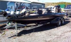 CONSIGNMENT.2002 TRITON TR21 Price: $31900.00 HERE IS A GREAT BOAT FOR THAT PRO FISHERMAN IN THE FAMILY. IT IS A TRITON TR-21 BASS MASTERS CLASSIC LIMITED EDITION. IT HAS A MERCURY 300HP XS OPTIMAX 3.2 STROKER. LOADED WITH ALMOST EVERY THING YOU NEED TO