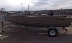 BOAT ONLY...TRAILER AND A MERCURY OR YAMAHA OUTBOARD IS AVAILABLE...