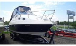 2002 Regal 2465 with a 5.0L Volvo GXi THIS IS A MUST SEE BOAT, GREAT CONDITION Luxury Performance and Versatility all in one!! A Must See Boat! Comes with great features likes a GPS, VHF Radio, Stove, Fridge with Ice Box, Fenders, Anchor, Stereo, Hi-Lo