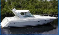 Panache 41' Formula 41 PC For info call: 228-222-2802 ? Year: 2000 ? Current Price: cdn&125,000 negotiable ? Located at Plattsburgh, NY ? Hull Material: Fiberglass ? Engine/Fuel Type: Twin Diesel ? Twin Volvo 480 hp VERY CLEAN BOAT The largest Formula