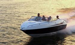 "Very few boat builders can truly capture what a ""West Coast"" boater requires..true versatility. The 2160 Cuddy comes with an optional swim step depending on what you require..and has a 5.0l-260mpi Mercruiser. The 21 degree deep vee deadrise ensures"