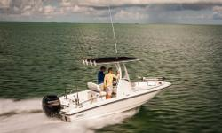210 DAUNTLESS The Boston Whaler 210 Dauntless is a champion of versatility and ease. This center console boat is well equipped with amenities and options for active families and serious anglers. Whaler's flip-up aft seating converts in seconds to form a