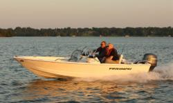 Looking For A Tough Boat Mother Nature Loves? Look no further. The 170 DC is perfect for you, your wife, your kids and the environment. Made with a 100% recyclable Roplene hull, it's packed with features usually only found in larger boats. It has