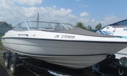 Clean boat with 72 hours on the clock. Made by Doral and bought new in 2009. Excellent ride in rough water with the sharp handling and great build quality that Doral Sport boats are famous for. This boat is powered by a 260 hp 5.0 litre fuel injected