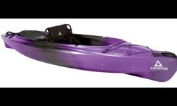 Packed with features of higher priced kayaks, the Ascend® D10T Sit-On-Top Kayak delivers great performance out on the water at a great value. Designed to meet the needs of all kayakers, the D10T starts with an advanced tunnel hull design, incorporating