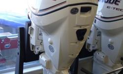 JUST IN! Brand new 2013 115 hp E-TEC High Output outboard motor. Come down to the dealership and check out all the new 2013 ETEC's that are coming in. We can help you find the perfect motor to repower your boat. PRICE SLASHED JUNE 2013