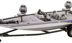 The ultimate in Mod-V luxury and performance has just gotten better. Horsepower ratings up to 150 take this model above and beyond the competition into a class all its own. The extra-wide front deck provides plenty of room for two anglers to fish side by