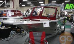 Today Thunder Jet is the most advanced heavy gauge aluminum boat builder in North America.The 176 Eco Jet is a great value boat. It comes equiped with: Stomp grate, fish box, live wells, drop curtains,quick connect, passenger wiper, and much more., ,