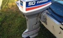50 HP, EL [ELECTRIC START,LONG SHAFT], 2 STROKE, C/W CONTROLS, PROP AND CABLES. --BUY/SELL/TRADE/RENT/LEASE OR CONSIGN- --WEST COUNTRY LEISURE-- BUCK LAKE AB. T0C0T0 -- --1-(888)-461-3695--OR 780-388-3939--PH/FAX 780-388-3880-- --USED/CO/INVENTORY
