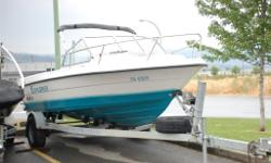 Very well kept, fully serviced 1995 Campion Explorer complete with: 3 litre LX Mercury inboard/outboard, 135 HP downriggers rod holders fish finder stereo Yacht Club trailer with new tires & LED lights This boat has been used in mainland and it in