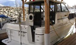 * 2010 REBUILT 5.7 MERCRUISER WITH FUEL INJECTION ? LOW HOURS * ALASKA BULKHEAD * INVERTER - SHORE POWER * SLEEPS 6 * HEAD WITH SHOWER * GALLEY WITH REFRIDGERATOR * GPS * FISH FINDER * RADAR * ELECTRIC DEEP LINES, PLANER BOARDS * FRESH WATER BOAT NEVER IN