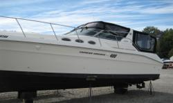 Dealer Owned Inventory Free winter storage and shirnk wrap with the sale!!! Free Sea Trial With Every Purchase Deal Pending *** Extended Swim Platform Included With Sale **** This boat is in the water and ready for a sea trial.... Hurry up you only have 4