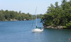 ?Forest Dream? may well have been one of the very first and much sought-after quarterbirth models. CS (Canadian Sailcraft) is renowned for building a seaworthy sailboat that is a comfortable cruising Boat, easy to sail, yet can hold its own in a race. All