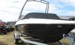 2015 Bayliner 185 Bowrider FS*Pricing does not include PDI, freight, doc fees, or taxesPrice as shown includes all added options listed below: - Desert Sand Interior - Flight Series Package - Bow Well & Cockpit Cover - Sport Seating: 2 Buckets with Barrel
