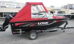 Low hours previously owned 2011 Lowe FS 165!!! Options include 90 hp Mercury Four stroke motor, stand up top with bow cover, trolling motor, fish finder, bow cushions and trailer. Call 1-800-377-9499 today for full options list!