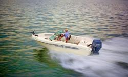 Triumph - The World's Toughest Boats. Fish in the morning; ski in the afternoon. This boat DOES IT ALL ----- * Pkg. 191 Fish/Ski model, Mercury 150 EXLPT 4 Stroke, Triumph custom trailer. LAST ONE AT THIS PRICE. Following options are included: BOW COVER,