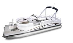 FISH OR CRUISE? Split personality? Can't decide whether to fish or cruise? Then the Fusion EXT is the pontoon to choose. If fishing is just ok, but swimming and lounging are fun, then the Fusion EXT just may be the one! Specifications Length Overall