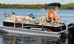 Pontoon Specialist - 40+ models @ best value pricing. *Package includes the 21 Genesis Fusion, Mercury 15 hp 4 stroke, Bimini Top. Plus savings up to $2,000.00 on motor upgrades. You appreciate good value. You want a pontoon boat that will do everything