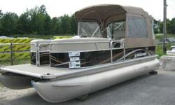 Includes Mercury 50HP 4-Stroke BigFoot, Full Enclose, much more Can't decide? Now you don't have to. I couldn't decide whether I wanted a fishing layout or a cruising layout. Then I found the 21 Genesis Fusion and realized I could have both. The SmartDeck