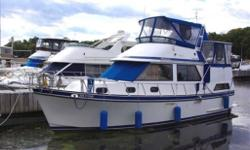 1986 REGENCY 35 GOLDENSTAR M/Y $49,900.00 Client also interested in trades of smaller vessel with trailer. BROKERAGE SALE MOONLIGHT is a solidly built and comfortably appointed motor yacht. She is good example of a cruising motoryacht that can be an