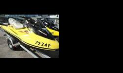2004 BRP SEA-DOO GTX 185 - - - - - SUPERCHARGE NEUF - - - - - Moteur suralimenté de 1500 cc 3 cylindres four temps à injection d'essence, Direction assistée, Cadran digital, Coque en V en fibre de verre ET BIEN PLUS !! ( ---------- ) LES MEILLEURS PRIX AU