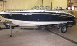 2013 Four Winns H200This 2013 Four Winns H200 looks as good as new, with great interior and plenty of space. It comes with bow and cockpit covers, a snap in carpet, walk thru doors, bow speakers, pop-up cleats, bolster bucket seats, rear sunpad walk thru,