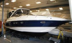 "Certified Trade...Low Hours...Diesel IPS with Joystick...ABSOLUTELY SPOTLESS YACHT!!! Buying a pre-owned yacht should be this simple. Our Certified Trade-In program provides buyers with the highest level of ""peace-of-mind"" on a pre-owned purchase. As part"