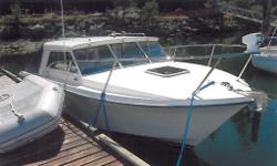 Price Just Reduced. Owner Very Motivated. Only 325 Hrs On Her 170 Hp Volvo Turbo Diesel, Duo Price Just Reduced, Owner Very Motivated to Sell. Only 325 Hrs On Her 170 Hp Volvo Turbo Diesel, Duo Prop Leg. Her Vee Berth Has Never Been Slept In. Separated