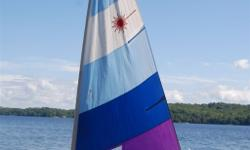 good condition - newer pro rigging lines - boat cover. See & try out at Lake of Lake of Bays by Huntsville