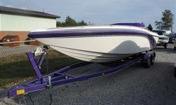 2000 26' Checkmate Convincor, 7.4 MPI Bravo drive ONLY 450 hr. Very clean boat with factory trailer. $29,999 or BO.