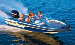 From sunup to sundown, you and your crew are in for a treat with the NITRO® Z-7 Sport boat. Start the day trolling. When the bite ends, don¿t call it a day. Instead, take a break and enjoy a nice relaxing picnic on the water as you fuel up for an