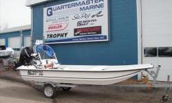 Fisherman check out this J16 Carolina Skiff, powered with a 25 hp mercury 4st OB. pwr trim electric start, stick steering. Engine(s): Fuel Type: Gas Engine Type: Other