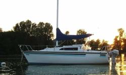 "Not a C&C, had to pick a make from the Auto Trader list. It`s a Kelt 7.6M (25 ft) A Jean Berret designed cruiser/club racer built by Kelt Marine in Ontario. The design won the prestigious ""Boat of the Year"" award in 1980. Combines good living space with"