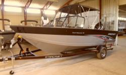 Deep Water Family Fun! 2014 Starcraft 186 Superfisherman Instock - If your looking for the all around package: Hard Core Fishing and a Bow Rider for the Family - this is your rig! Call Marsh's Marina (705) 538 2285 - price includes: - All Weather Package