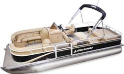 "Price includes Boat with Mercury 50 ELPTO (Plus freight, prep, and rigging) CONSTRUCTION Large 25"" diameter .080 gauge pontoon tubes with lifetime warranty 