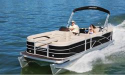 Pontoon Specialist - 40+ models @ best value pricing. Luxura RE. One Only -Special purchase.- Demo model with front to back Full Enclosure, bimini top, brand new 40 el 4 stroke. Motor Upgrades also available..*Your very own cruise ship. A real head turner