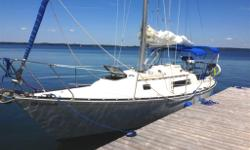 30 foot 1980 C+C MK1 will trade for 29 to 30ft Powerboat similar condition Up for sale is a beautiful C&C 30 sailboat. The C&C is known for easy sailing and stability. It?s a fast racer and a wonderful cruiser. Great first boat for the novice sailor. The