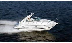 "Looking for a spacious cruiser then look no further then this 2007 Doral Monticello. The Length of this boat with the extended swim platform comes in at 28'3"". This cruiser is equipped with some great features and options. Options like a sliding transom"