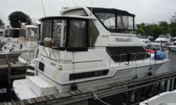 What a perfect floating cottage. Come and see how large this boat actually is. The owner has health issues and would like it sold ASAP Hull and Deck Chart Plotter, Compass, Depth Sounder, Engine Sync. Gauge, Full Engine Instrumentation, GPS, GPS Antenna,