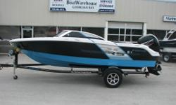 Brand New 2015 Four Winns H180 RS O/B!! Options include Mercury 150EL, EFI, 4S, cockpit and forward covers, ski pylon, depth sounder with water and air temperature, hour meter and single axle trailer. Call 1-800-377-9499 today for full options listings!!!