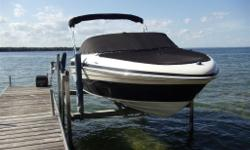 2008 Tahoe Q6. 21ft BowRider. 4.3 Mercruiser. Comes with Tandem Trailer. Boat includes Bimini Top, Bow and Cockpit covers, Winter cover with Ratchet Straps, Fishfinder, GPS, Compass, Stereo. Boat is very clean, just tuned up. Has low hours. Great family