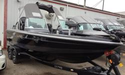 $77 400 ..2 bank on board charger, 3 bank on board charger, air bike seat, 2nd axle brakes, complete canvas upgrade,extra pro-rise seat, keel guard, tandem trailer, Lowrance 12 HDS- Touchscreen insight console, Lowrance HDS 7 Touchscreen inisght bow