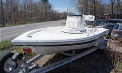 Get a jump on spring. Discounted from $38870.00. Boat and aluminum trailer only. 19'8 long, 98 wide,
