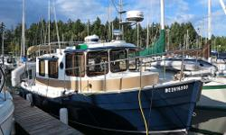 Have you ever considered sharing ownership in a boat? I own a half share in a 2009 Ranger Tug R25 located in Victoria, BC and my partner wants to sell his share for $55,000. This is the classic layout with a larger cabin and it is in excellent condition