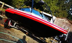 I'm selling my 17ft Searay 160 series . It comes with a 1998 90 hp Evinrude out board oil injected motor that`s turn key ready. Had brand new carpet and interior upholstery installed about a year ago that cost over $3000. Also had new Alpine amplifier
