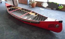 14 foot Sportspal Canoe complete with webbed seats,paddles with oar locks and auxiliary motor bracket. 16 ft wide transom available. In stock now.