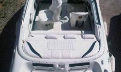 Luxury Mariah 18 ft power boat comes with all safety gear lifejackets 9 seats May- Sept 03$129 1 hour $199 2 hours Daily 4-5 hours $290 NO TAX Rent two weeks get the 3rd week free Driver licence and $900 deposit required must be 21 or over. 17 ft Bayliner
