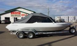 AWESOME EVERYTHING JET BOAT! 12 DEGREE, 350 V8, AMERICAN TURBINE 309 PUMP, DROPPED BOW, FULL PADDED DECK. FOR THE PEOPLE THAT WANT A GOOD BOAT FOR EVERYTHING. lAKES, RIVERS, IT HAS YOU COVERED!